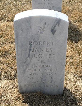 HUGHES, ROBERT - Sarpy County, Nebraska   ROBERT HUGHES - Nebraska Gravestone Photos