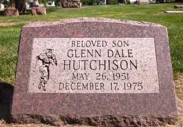 HUTCHISON, GLENN DALE - Sarpy County, Nebraska | GLENN DALE HUTCHISON - Nebraska Gravestone Photos