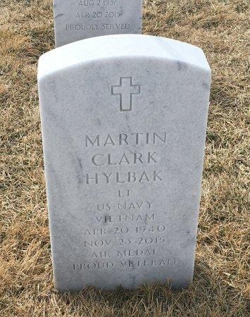 HYLBAK, MARTIN - Sarpy County, Nebraska | MARTIN HYLBAK - Nebraska Gravestone Photos