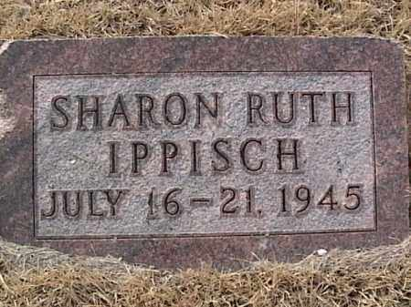 IPPISCH, SHARON RUTH - Sarpy County, Nebraska   SHARON RUTH IPPISCH - Nebraska Gravestone Photos