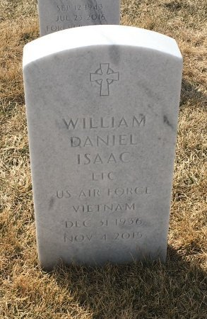 ISAAC, WILLIAM - Sarpy County, Nebraska | WILLIAM ISAAC - Nebraska Gravestone Photos