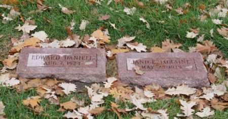 ISKE, EDWARD DANIELL - Sarpy County, Nebraska   EDWARD DANIELL ISKE - Nebraska Gravestone Photos