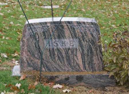 ISKE, FAMILY - Sarpy County, Nebraska | FAMILY ISKE - Nebraska Gravestone Photos