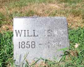 ISKE, WILL - Sarpy County, Nebraska   WILL ISKE - Nebraska Gravestone Photos