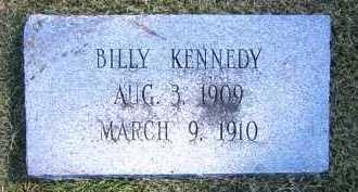 KENNEDY, BILLY - Sarpy County, Nebraska | BILLY KENNEDY - Nebraska Gravestone Photos