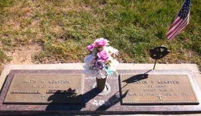 KERSTEN, RUTH M. - Sarpy County, Nebraska | RUTH M. KERSTEN - Nebraska Gravestone Photos