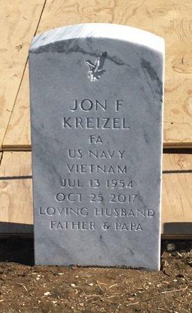 KREIZEL, JON - Sarpy County, Nebraska | JON KREIZEL - Nebraska Gravestone Photos