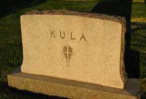 KULA, FAMILY - Sarpy County, Nebraska | FAMILY KULA - Nebraska Gravestone Photos
