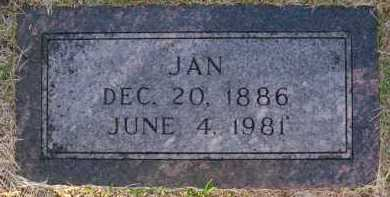 KULA, JAN - Sarpy County, Nebraska | JAN KULA - Nebraska Gravestone Photos