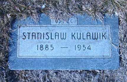 KULAWIK, STANISLAW - Sarpy County, Nebraska | STANISLAW KULAWIK - Nebraska Gravestone Photos