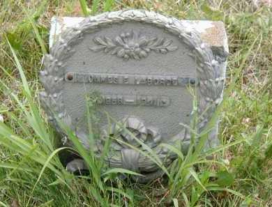 LA BORDE, JAMES E - Sarpy County, Nebraska | JAMES E LA BORDE - Nebraska Gravestone Photos