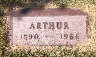 LARSON, ARTHUR - Sarpy County, Nebraska | ARTHUR LARSON - Nebraska Gravestone Photos