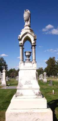 HAHN, DORA E. - Sarpy County, Nebraska | DORA E. HAHN - Nebraska Gravestone Photos
