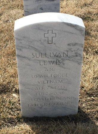 LEWIS, SULLIVAN - Sarpy County, Nebraska   SULLIVAN LEWIS - Nebraska Gravestone Photos