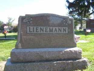 LIENEMANN, FAMILY - Sarpy County, Nebraska | FAMILY LIENEMANN - Nebraska Gravestone Photos