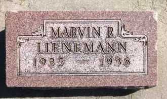 LIENEMANN, MARVIN R. - Sarpy County, Nebraska | MARVIN R. LIENEMANN - Nebraska Gravestone Photos
