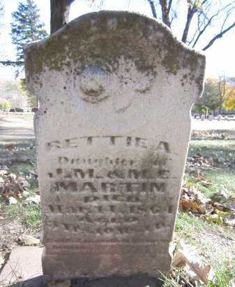MARTIN, BETTIE A. - Sarpy County, Nebraska | BETTIE A. MARTIN - Nebraska Gravestone Photos