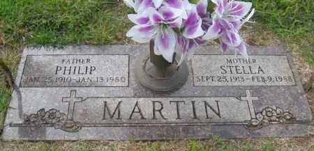 MARTIN, STELLA - Sarpy County, Nebraska | STELLA MARTIN - Nebraska Gravestone Photos