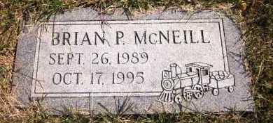 MC NEILL, BRIAN P. - Sarpy County, Nebraska | BRIAN P. MC NEILL - Nebraska Gravestone Photos