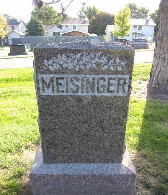 MEISINGER, FAMILY - Sarpy County, Nebraska | FAMILY MEISINGER - Nebraska Gravestone Photos