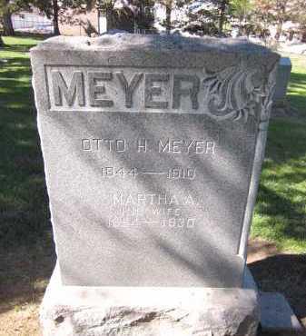MEYER, OTTO H. - Sarpy County, Nebraska | OTTO H. MEYER - Nebraska Gravestone Photos