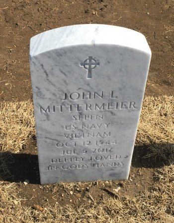 MITTERMEIR, JOHN - Sarpy County, Nebraska | JOHN MITTERMEIR - Nebraska Gravestone Photos