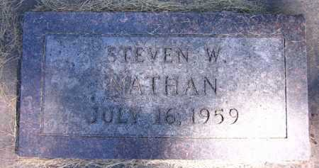 NATHAN, STEVEN W. - Sarpy County, Nebraska | STEVEN W. NATHAN - Nebraska Gravestone Photos