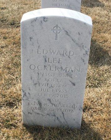 OCKERMAN, EDWARD - Sarpy County, Nebraska   EDWARD OCKERMAN - Nebraska Gravestone Photos