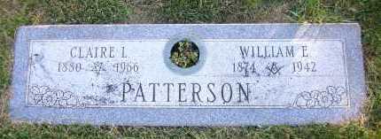PATTERSON, CLAIRE L. - Sarpy County, Nebraska | CLAIRE L. PATTERSON - Nebraska Gravestone Photos