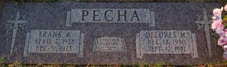 PECHA, DELORES M. - Sarpy County, Nebraska | DELORES M. PECHA - Nebraska Gravestone Photos