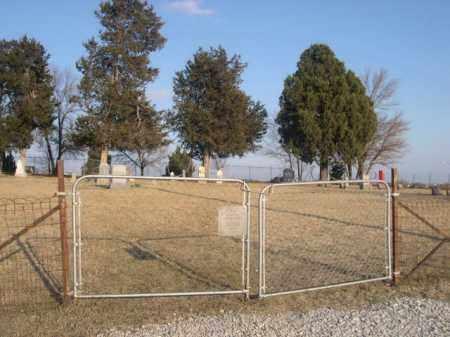 *PORTAL CEMETERY, ENTRANCE GATE - Sarpy County, Nebraska | ENTRANCE GATE *PORTAL CEMETERY - Nebraska Gravestone Photos
