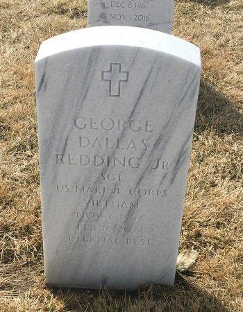REDDING, GEORGE - Sarpy County, Nebraska | GEORGE REDDING - Nebraska Gravestone Photos