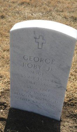 ROBY, GEORGE - Sarpy County, Nebraska   GEORGE ROBY - Nebraska Gravestone Photos