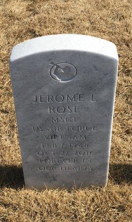 ROSE, JEROME - Sarpy County, Nebraska | JEROME ROSE - Nebraska Gravestone Photos