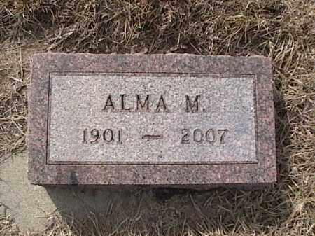SAUTTER, ALMA M. - Sarpy County, Nebraska | ALMA M. SAUTTER - Nebraska Gravestone Photos