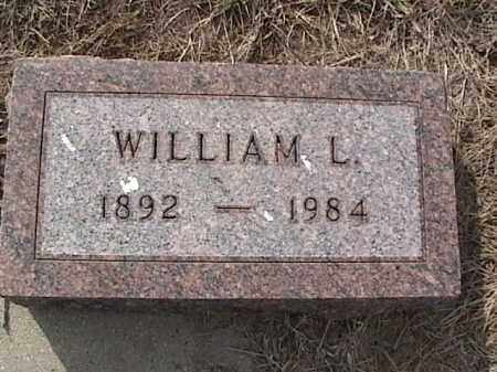 SAUTTER, WILLIAM L. - Sarpy County, Nebraska | WILLIAM L. SAUTTER - Nebraska Gravestone Photos