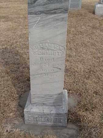 SCHMIDT, WILLIAM F.W. - Sarpy County, Nebraska | WILLIAM F.W. SCHMIDT - Nebraska Gravestone Photos