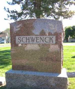 SCHWENCK, FAMILY - Sarpy County, Nebraska   FAMILY SCHWENCK - Nebraska Gravestone Photos