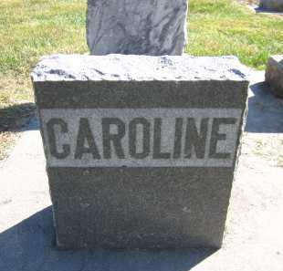 SEIBOLD, CAROLINE - Sarpy County, Nebraska | CAROLINE SEIBOLD - Nebraska Gravestone Photos