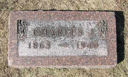 SEIBOLD, CHARLES J - Sarpy County, Nebraska | CHARLES J SEIBOLD - Nebraska Gravestone Photos
