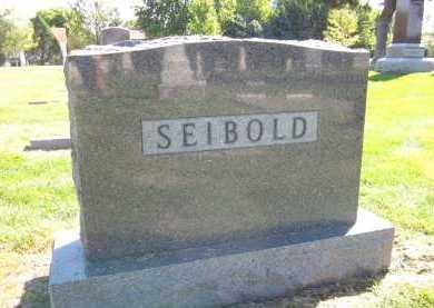 SEIBOLD, FAMILY - Sarpy County, Nebraska | FAMILY SEIBOLD - Nebraska Gravestone Photos