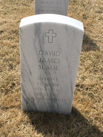 SLADE, DAVID - Sarpy County, Nebraska | DAVID SLADE - Nebraska Gravestone Photos