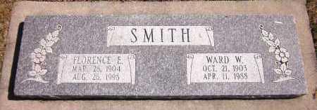 SMITH, FLORENCE E. - Sarpy County, Nebraska | FLORENCE E. SMITH - Nebraska Gravestone Photos