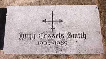 SMITH, HUGH CASSELS - Sarpy County, Nebraska | HUGH CASSELS SMITH - Nebraska Gravestone Photos