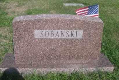 SOBANSKI, FAMILY - Sarpy County, Nebraska | FAMILY SOBANSKI - Nebraska Gravestone Photos
