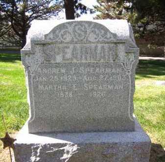 SPEARMAN, FAMILY - Sarpy County, Nebraska | FAMILY SPEARMAN - Nebraska Gravestone Photos