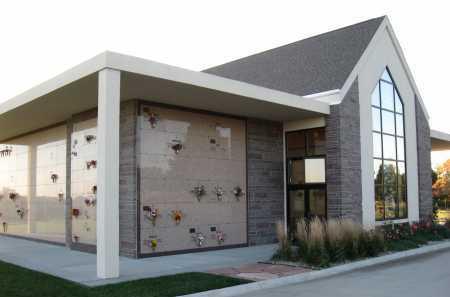 *ST. JOHN'S CEMETERY, MAUSOLEUM - Sarpy County, Nebraska | MAUSOLEUM *ST. JOHN'S CEMETERY - Nebraska Gravestone Photos