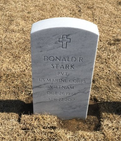 STARK, DONALD - Sarpy County, Nebraska   DONALD STARK - Nebraska Gravestone Photos