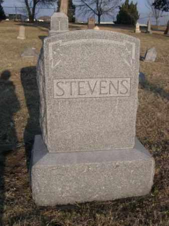 STEVENS, FAMILY - Sarpy County, Nebraska | FAMILY STEVENS - Nebraska Gravestone Photos