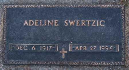 SWERTZIC, ADELINE - Sarpy County, Nebraska | ADELINE SWERTZIC - Nebraska Gravestone Photos
